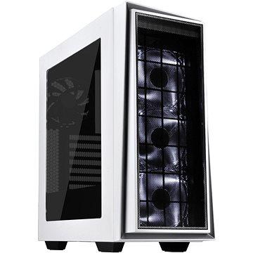 SilverStone Redline RL06WS-PRO bílo-černá (SST-RL06WS-PRO)