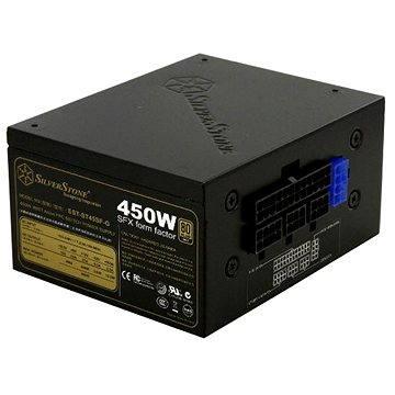 SilverStone SFX Gold ST45SF-G v 2.0 450W (SST-ST45SF-G v 2.0)