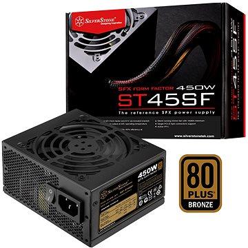 SilverStone SFX Bronze ST45SF v 3.0 450W (SST-ST45SF v 3.0)