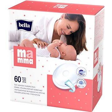 Bella Absorpční vložky do podprsenky 60 ks Mamma