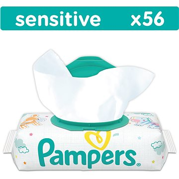 PAMPERS Sensitive (56 ks) (4015400636649)