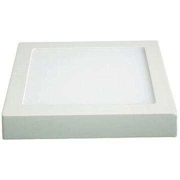 Solight LED panel přisazený 24W, čtvercový, bílý (WD124)