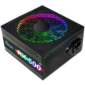 EVOLVEO RX 500 RGB LED 80Plus 500W (CZE R500 )