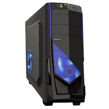 EVOLVEO R04 černá/ modrá (CAER04000)