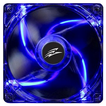 EVOLVEO 14L1BL LED 140mm modrý (FAN 14 BLUE)