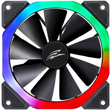 EVOLVEO Fairy 12C Rainbow 5V RGB LED 120mm (fairy12c)