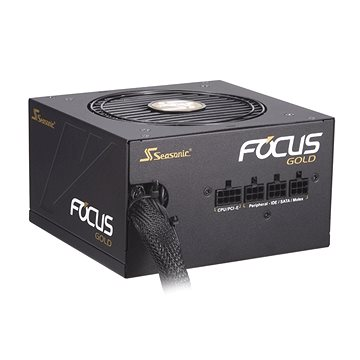 Seasonic Focus 450 Gold (SSR-450FM)