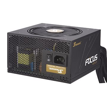Seasonic Focus Plus 650 Gold Semi-modular (SSR-650FM)