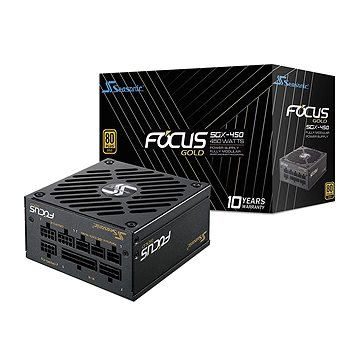 Seasonic Focus SGX 450 Gold (SSR-450SGX)