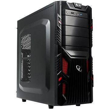Gembird Gaming CCC-GJ-002-R černo-červená