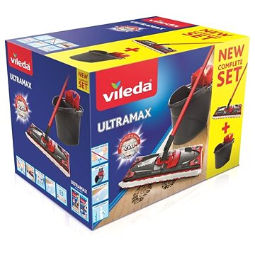 Vileda UltraMat Box set