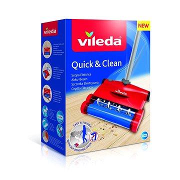 Smeták VILEDA Quick & Clean smeták (Esweeper III) (4023103199903)