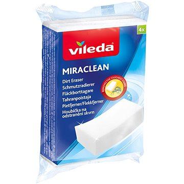Houbička VILEDA Miraclean houbička (4 ks) (4023103093096)