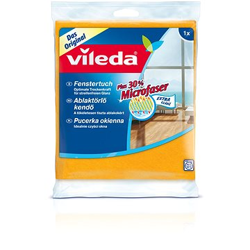 Hadřík VILEDA Hadřík na okna +30% MF 1ks (4003790006296)