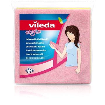 VILEDA Style univerzální hadřík 3ks (5999501250494)