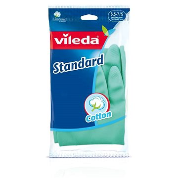 Gumové rukavice VILEDA Rukavice Standard S (4003790102042)