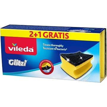 VILEDA Glitzi houbička 2+1 ks (4023103070950)