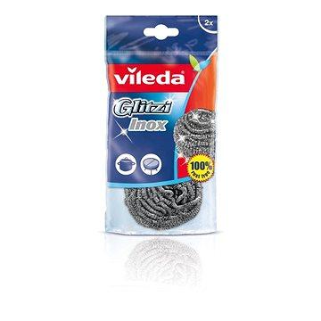 VILEDA Inox drátěnka 2 ks (4003790001970)