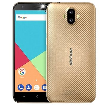 UleFone S7 Pro 2+16GB DS gsm tel. Gold (ULE000008)