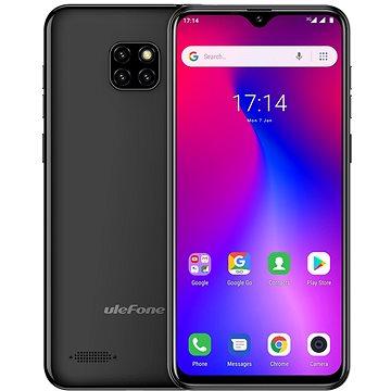 UleFone Note 7 černá (ULE000250)