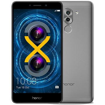Honor 6X Grey (51091CFG)