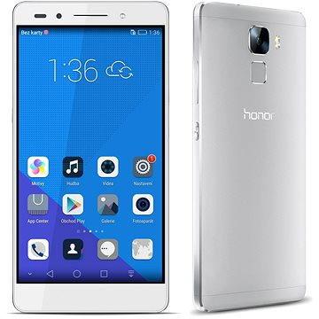 Honor 7 Fantasy Silver Dual SIM