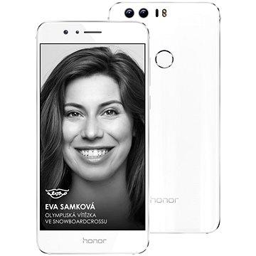 Honor 8 White + ZDARMA Digitální předplatné Týden - roční