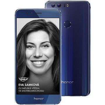 Honor 8 Premium Blue (51090RFS) + ZDARMA Album MP3 Zimní playlist 2017 Digitální předplatné Týden - roční