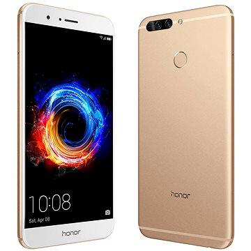 Honor 8 PRO Gold (51091NPH) + ZDARMA Bezpečnostní software Kaspersky Internet Security pro Android pro 1 mobil nebo tablet na 6 měsíců (elektronická licence) Digitální předplatné Interview - SK - Roční od ALZY Digitální předplatné Týden - roční