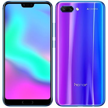 Honor 10 64GB Modrý (51092NQL)
