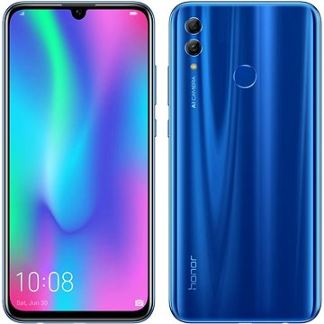 Honor 10 Lite 64GB modrá (51093WLD)