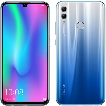 Honor 10 Lite 64GB světle modrá (51093FEF)