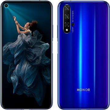 Honor 20 modrá (51093VCP)