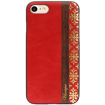 Uunique kryt Queens Design iPhone 7/8 Red (UUFFIP7HS001)