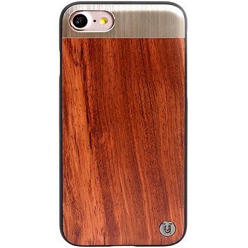 Uunique kryt Rose Wood iPhone 7/8 Brown (UUFMIP7HS010)