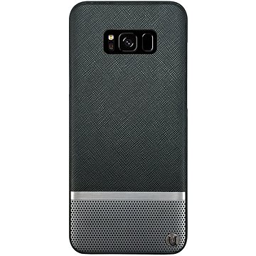 Uunique kryt Saffiano/Perforated Galaxy S8 Black (UUS8SLSHS03)
