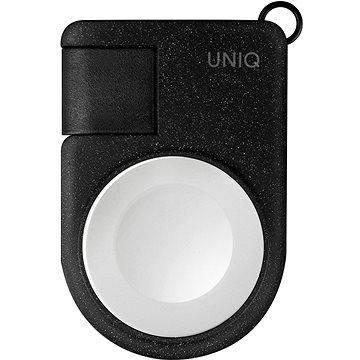 Uniq Cove Wireless Charger MFi pro Apple Watch černý (UNIQ-COVE-BLACK)