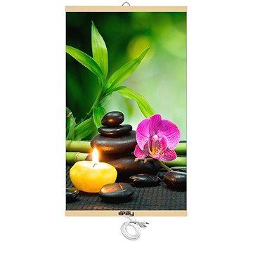 UNITY energeticky úsporný topný infrapanel-orchidej (8594158692399)