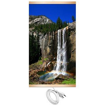 UNITY energeticky úsporný topný infrapanel-vodopád (8594158692405)