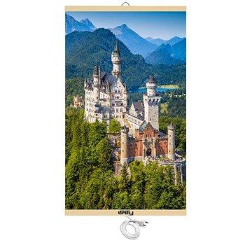 UNITY energeticky úsporný topný infrapanel-Hrad Neuschwanstein (8594158692948)