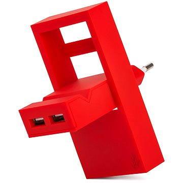USBEPOWER Rock 2.1 červená (USBE_ROCK_C)