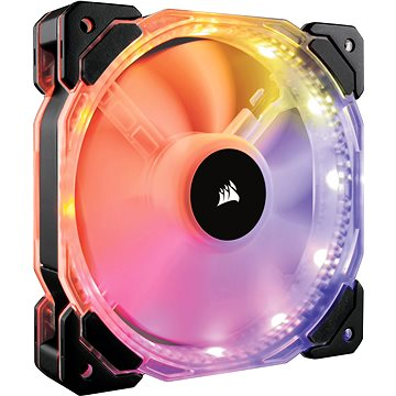 Corsair HD120 RGB LED High Performance 120mm PWM (CO-9050066-WW)