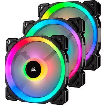Corsair LL120 RGB LED 120mm Dual Light Loop PWM x3 (CO-9050072-WW)