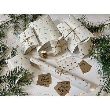 Be Nice Poetická vánoční balící sada (SPO)