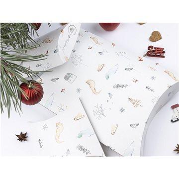 Be Nice Poetické vánoční krabičky na balení (3 ks) (KPO)