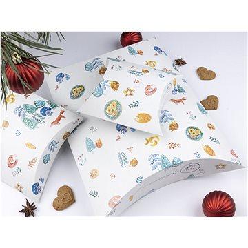 Be Nice Dětské vánoční krabičky na balení (3 ks) (KDE)