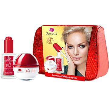 Dárková sada kosmetická DERMACOL BT Cell Intenzivní liftingová péče I. - kosmetická taška (8590031098296)