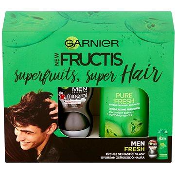 Dárková sada GARNIER Fructis Men Fresh (8592807146910)