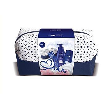 Dárková sada NIVEA Creme Care výživná péče taška (9005800292328)