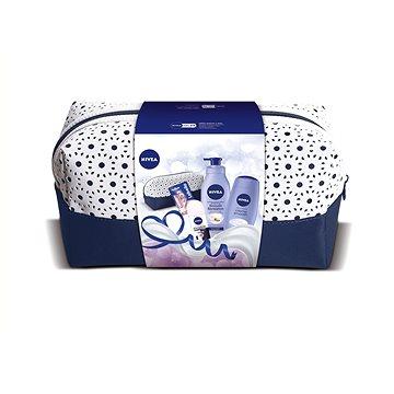 Dárková sada NIVEA Smooth Care dárková taška plná krémové péče (9005800292335)